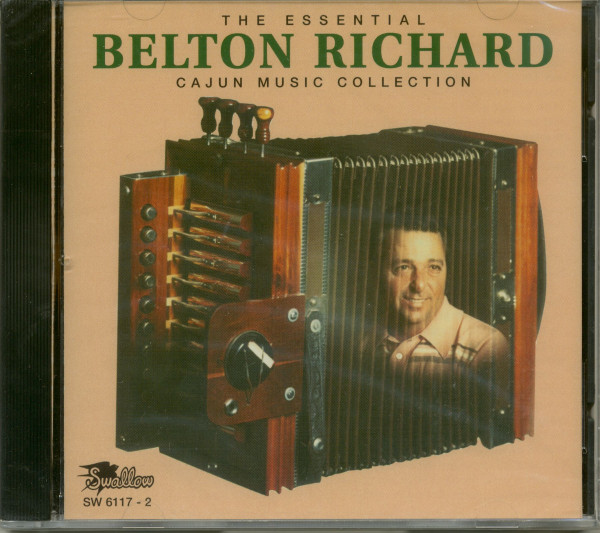 The Essential Belton Richard (CD)