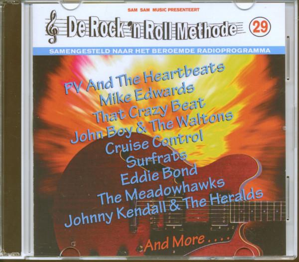 De Rock'n'Roll Methode Vol.29 (CD)