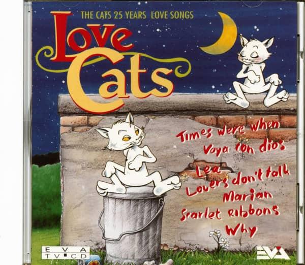 Love Cats (CD)