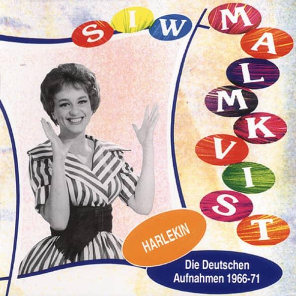 Harlekin - Die Deutschen Aufnahmen 1966-71 (CD)