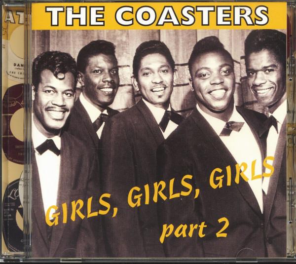 Girls, Girls, Girls - Part 2 (CD)