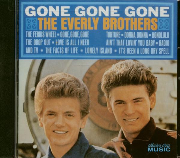 Gone Gone Gone (CD)