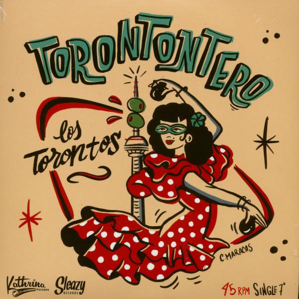 Torontontero - Mi Amor Eres Tu (7inch, 45rpm, PS)