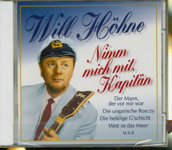 Nimm mich mit, Kapitän (CD)