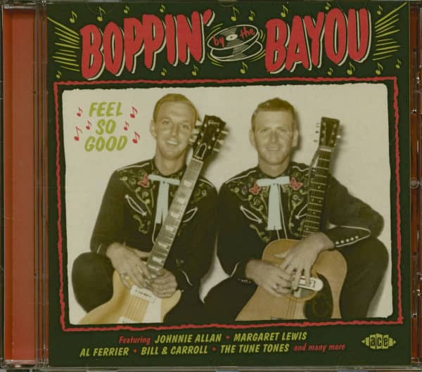 Boppin' By The Bayou - Feel So Good (Bayou Series Vol.22)