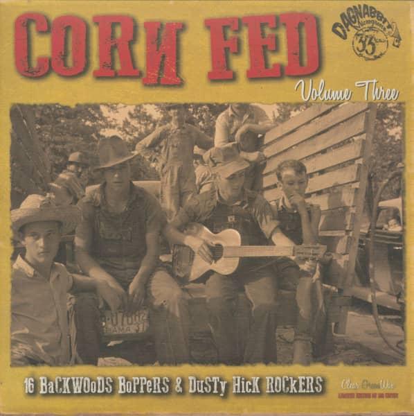 Corn Fed Vol.3 (LP, Green Vinyl, Ltd.)
