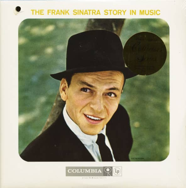 The Frank Sinatra Story In Music (2-LP)