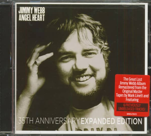 Angel Heart - 35th Anniversary Expanded Edition (CD)