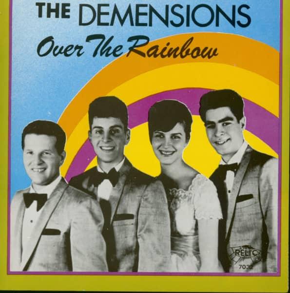 Over The Rainbow (CD)