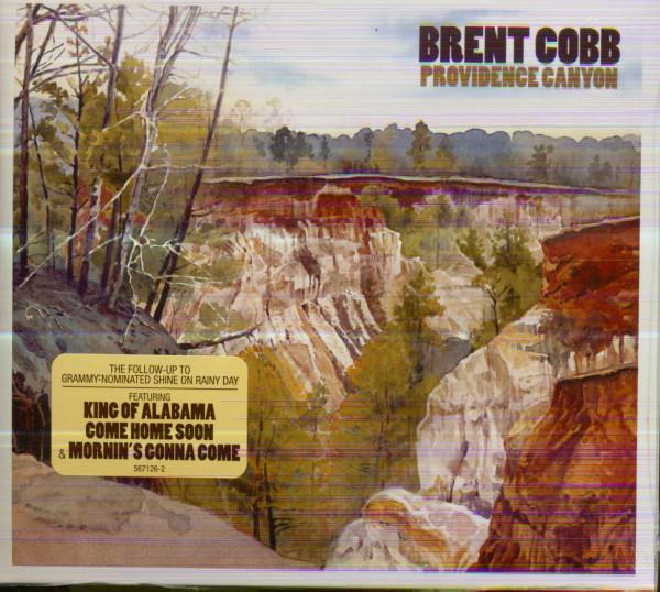 Providence Canyon (CD)