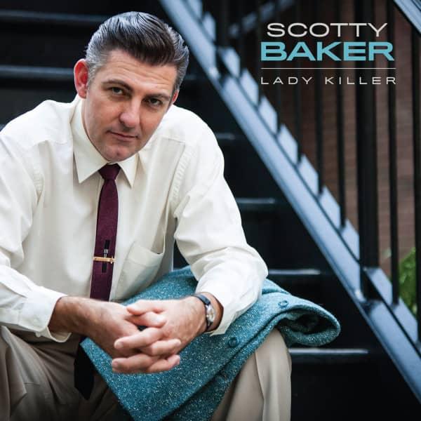 Lady Killer (CD)