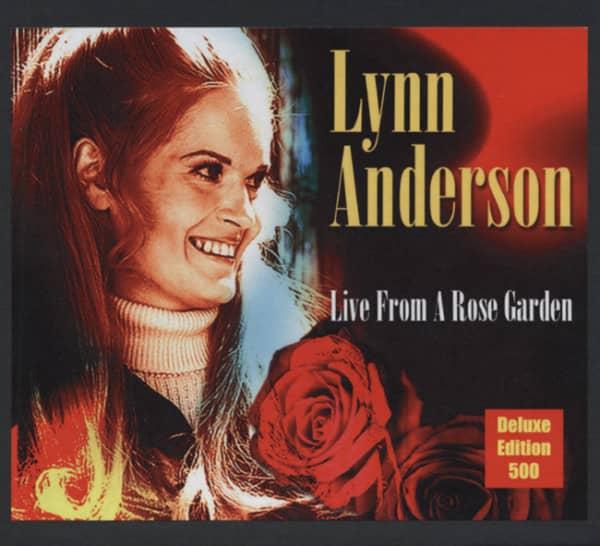 Live From Rose Garden (CD-DVD)