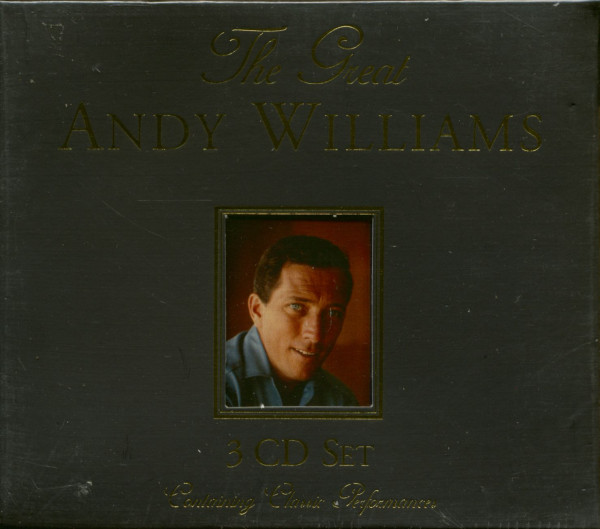 The Great Andy Williams (3-CD)