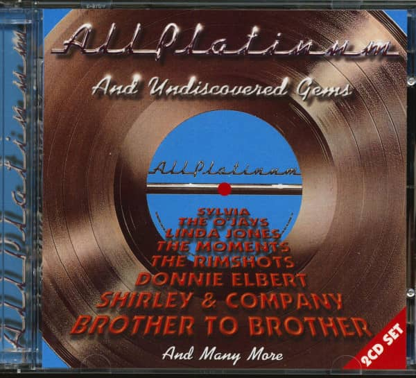 All Platinum And Undiscovered Gems (2-CD)