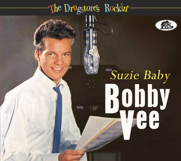 The Drugstore's Rockin' - Suzie Baby (CD)