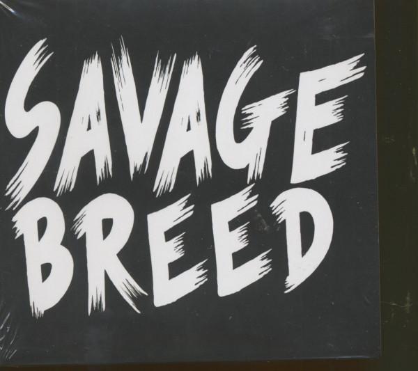 Savage Breed (CD)