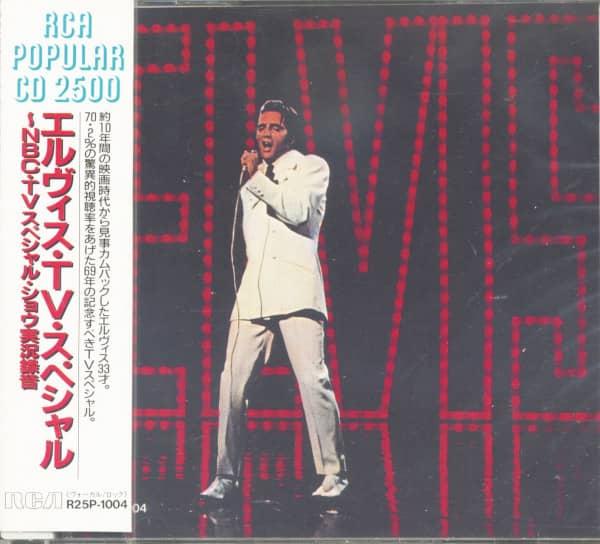 NBC TV Special (CD, Japan)