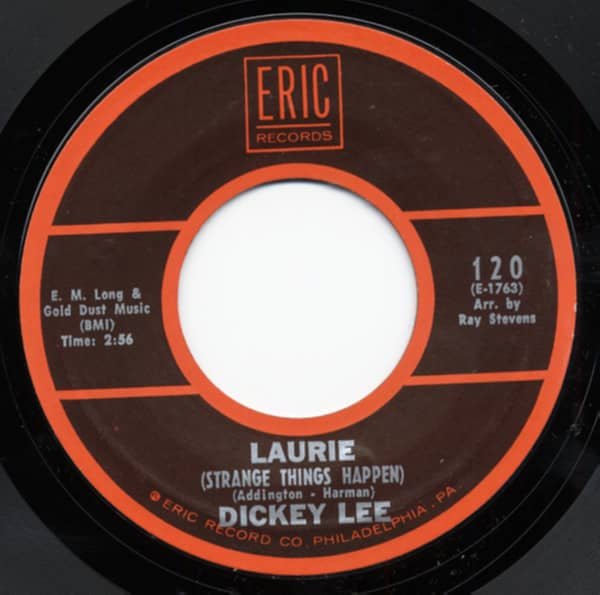 Laurie - The Girl From Peyton Place 7inch, 45rpm