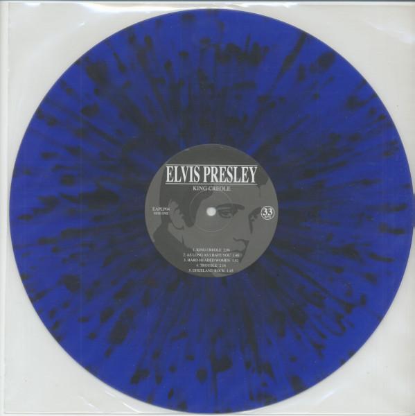 King Creole (LP, Color Vinyl)