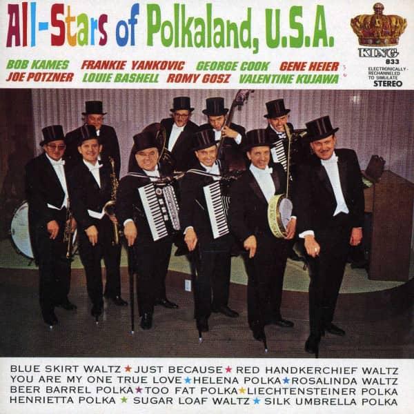 All-Star Of Polkaland, USA