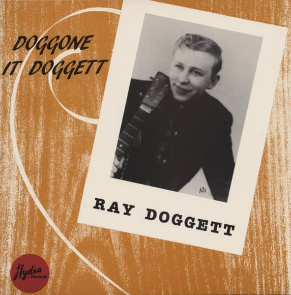 Doggone It Doggett - 1956 - 1959 (LP)
