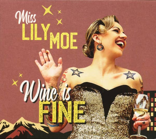 Wine Is Fine (CD)