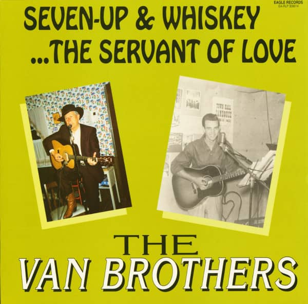 Seven Up And Whiskey (LP)