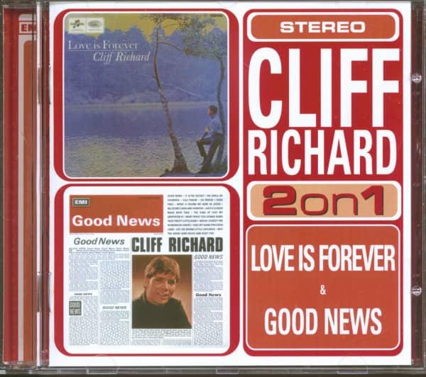 Love Is Forever - Good News (CD)