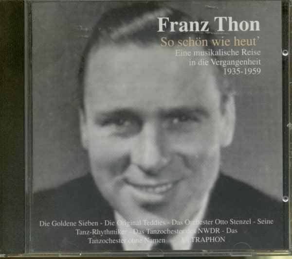 So schön wie heut' 1935-59 (CD)