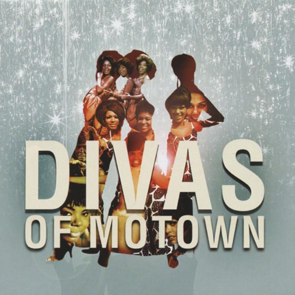 Divas Of Motown (2-CD)