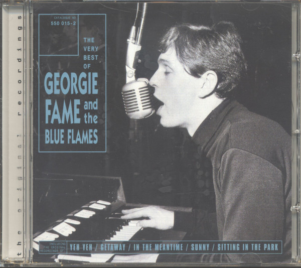 The Very Best Of Georgie Fame & The Blue Flames (CD)