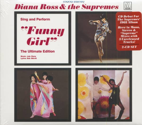 "Sing And Perform ""Funny Girl"" - The Ultimate Edition (2-CD)"