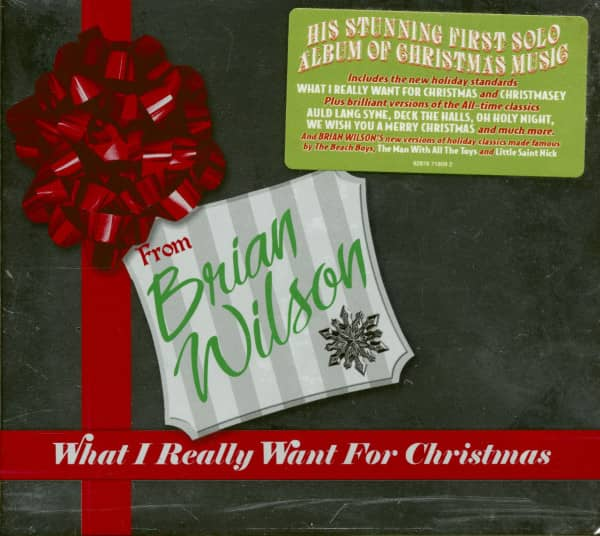 What I Really Want For Christmas (CD)