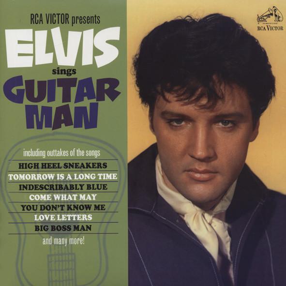 Sings Guitar Man (2-LP 180g Vinyl) Ltd.Edition