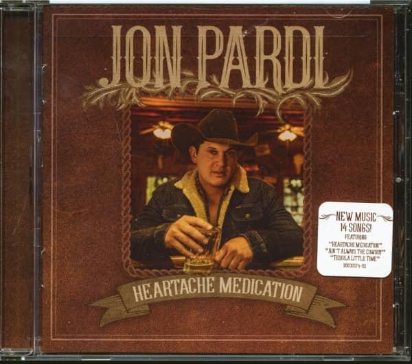 Heartache Medication (CD)