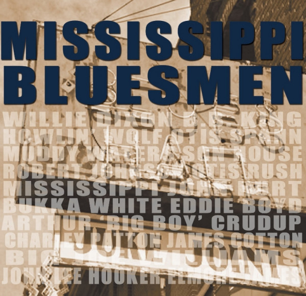 Mississippi Bluesmen (3-CD)
