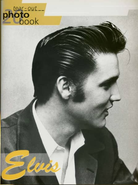 Elvis - Tear-Out Photo Book