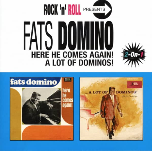 Here He Comes Again - A Lot Of Dominos