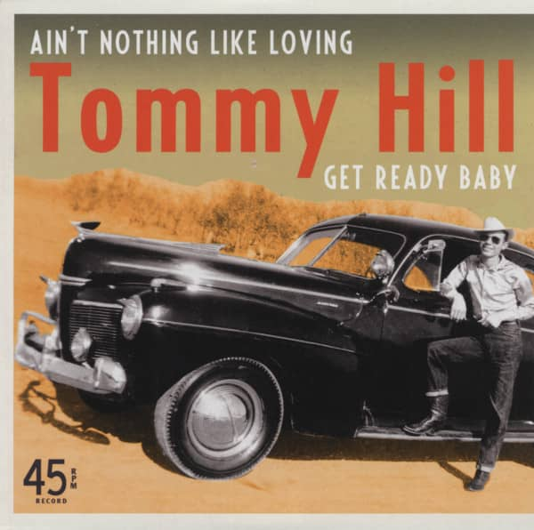 Ain't Nothing Like Loving b-w Get Ready Baby 7inch, 45rpm, PS, ltd.