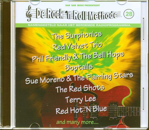 De Rock'n'Roll Methode Vol.28 (CD)
