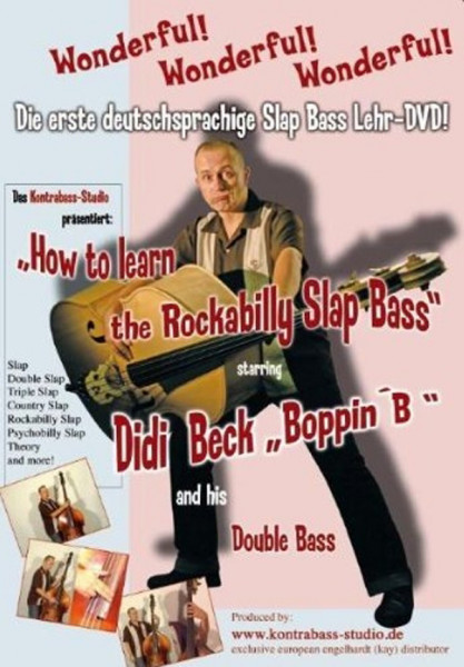 How To Learn The Rockabilly Slap Bass (0)