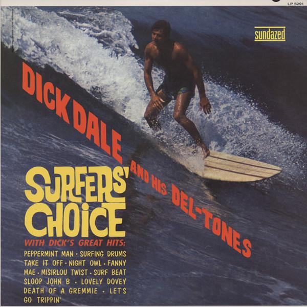 Surfer's Choice (1962) - 180g Vinyl