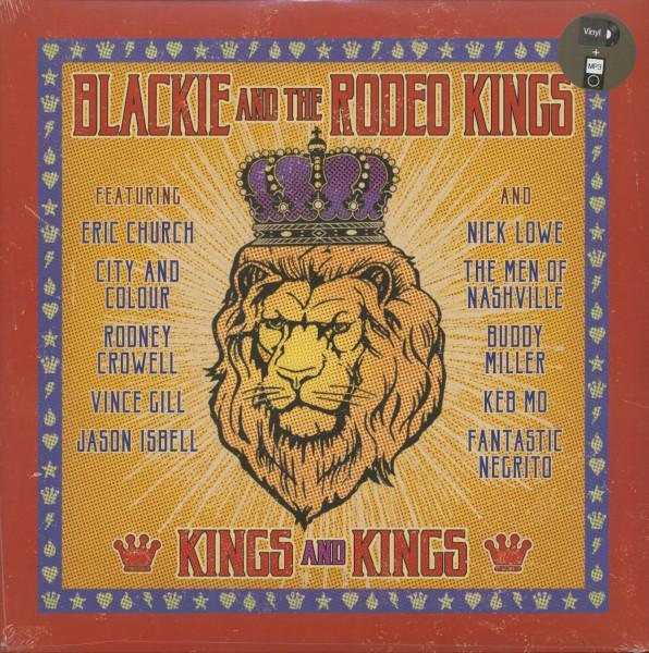 Kings And Kings (LP)