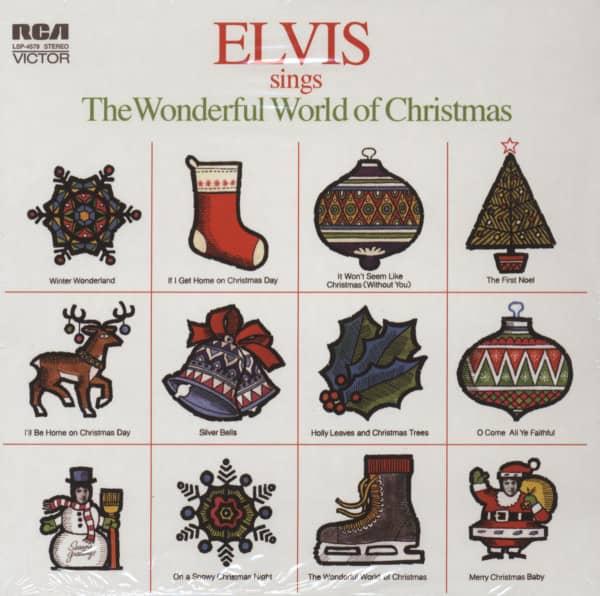 Wonderful World Of Christmas - Deluxe (2-CD)