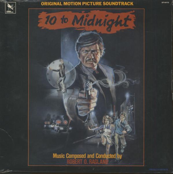 10 To Midnight - Soundtrack (LP)