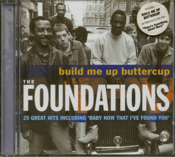 Build Me Up Buttercup (CD)