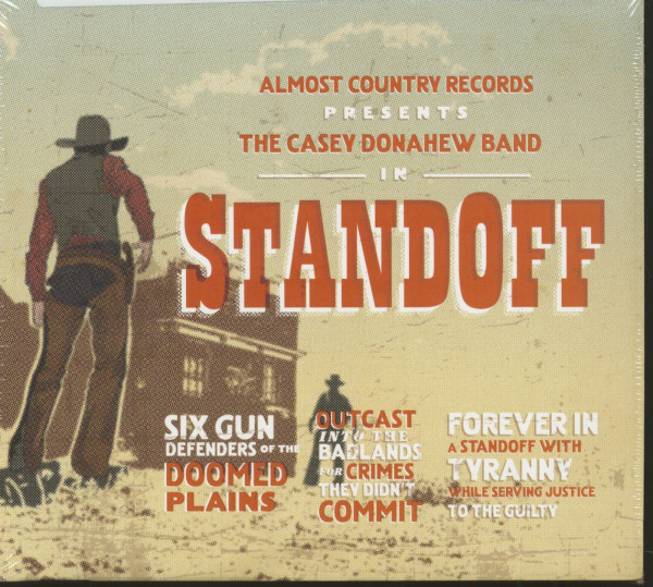 Standoff (CD)