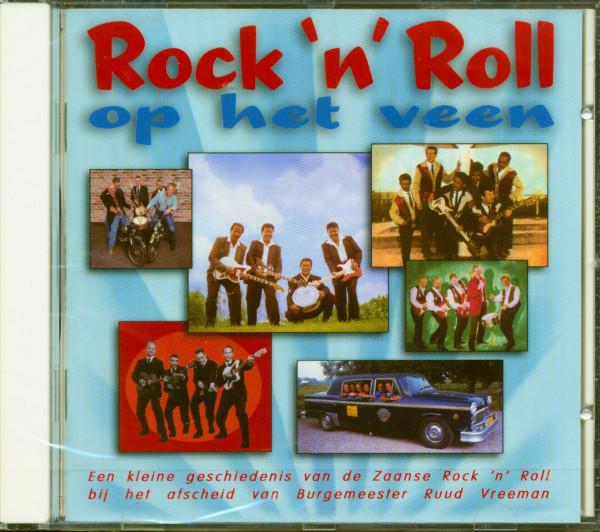 Rock'n'Roll op het veen (CD)