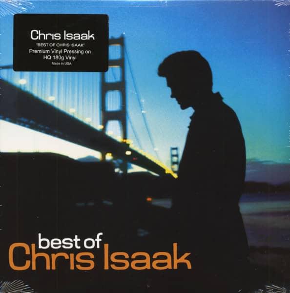 Best Of Chris Isaak (2-LP, 180g Vinyl)