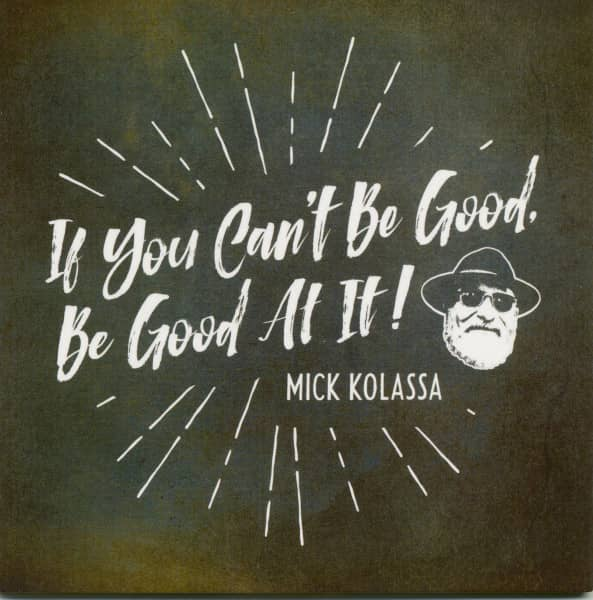 If You Can't Be Good, Be Good At It (CD)